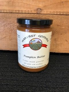 Harvest Goodies Pumpkin Butter